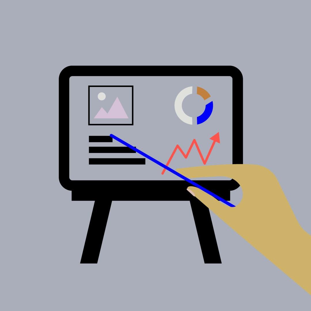 design presentaties en rapporten
